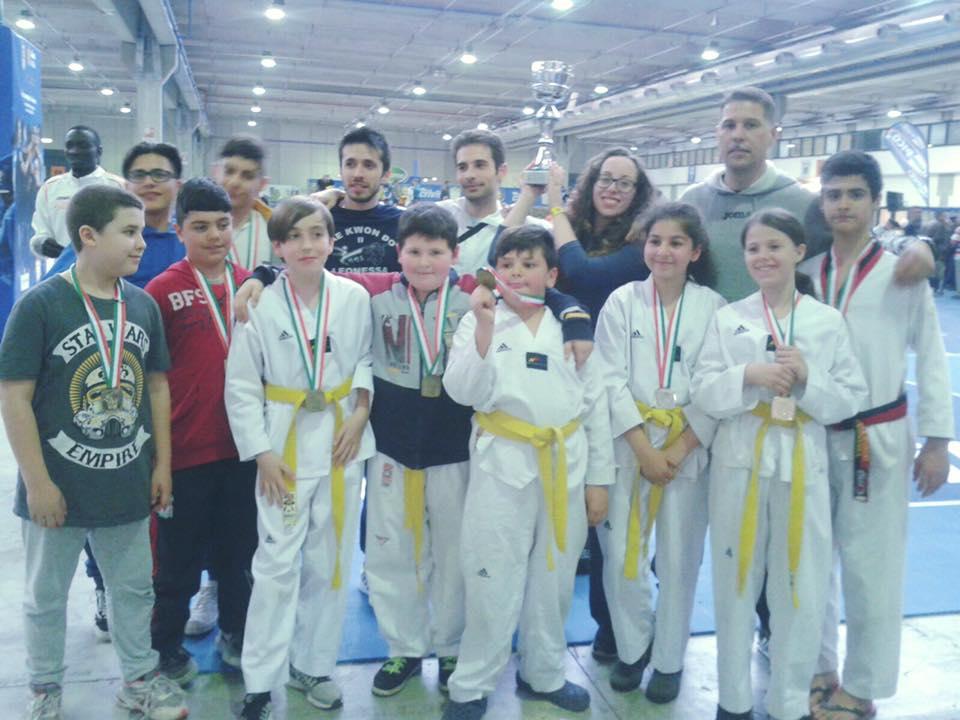 Torneo fiera di verona taekwondo leonessa brescia for Fiera di verona